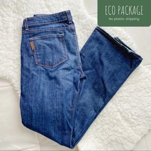 Paige Hollywood Hills Bootcut Jeans Sz 31